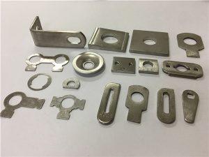 NO.58-A2-70 SS304 स्टेनलेस स्टील धातु मुद्रांकन भाग
