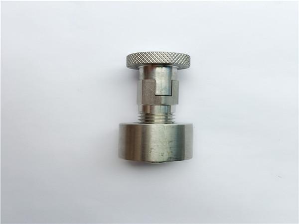 ss304, 6१6 l, 7१7l, ss410 क्यारिज बोल्ट गोल नटको साथ, गैर-मानक फास्टनरहरू