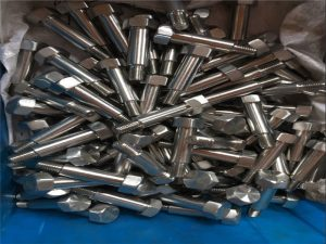 OEM गैर मानक स्टील मोटर वाहन फास्टनर बिक्रीको लागि
