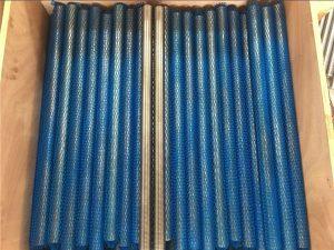 S32760 स्टेनलेस स्टील फास्टनर (Zeron100, EN1.4501) पूर्ण थ्रेड रड १