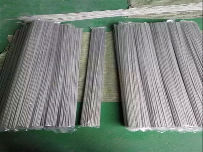 W.Nr.2.4360 सुपर निकल मिश्र धातु मोनेल 400 निकल रॉड