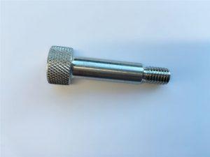 अनुकूलित सकेट हेक्सागन हेड क्याप १--8 स्टेनलेस स्टील काँध स्क्रू