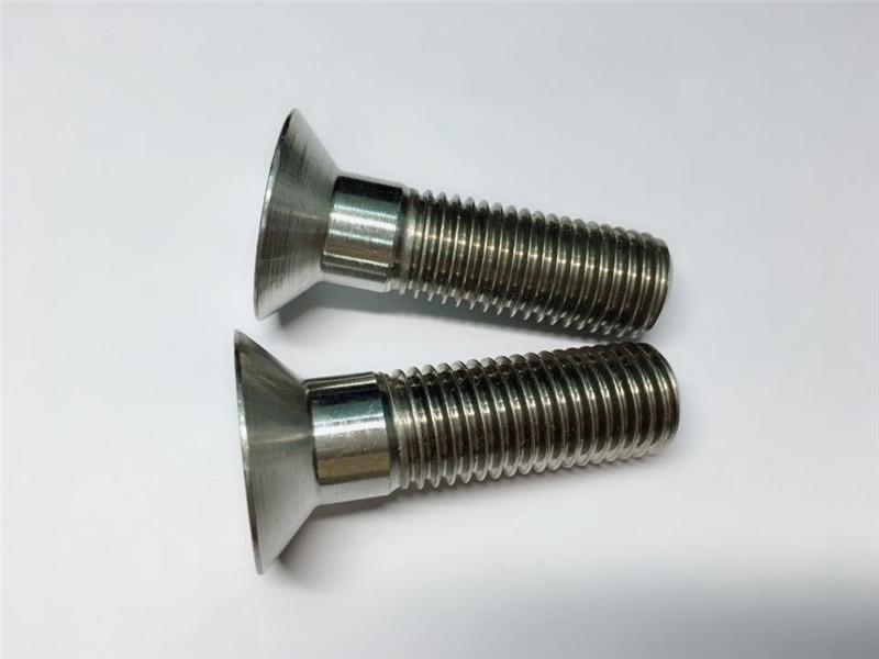 स्टेनलेस स्टील टोरक्स फ्लैट हेड स्क्रू / M5 टोरक्स स्क्रू